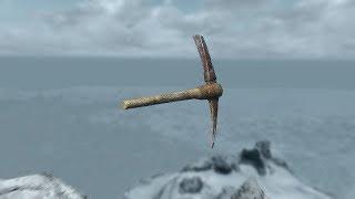 Skyrim - Зазубренная кирка (Notched Pickaxe) - Как получить !?