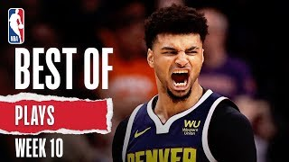 NBA's Best Plays From Week 10 | 2019-20 NBA Season