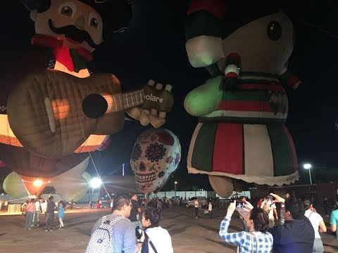 Se arma la Fiesta del Globo en Xmatkuil