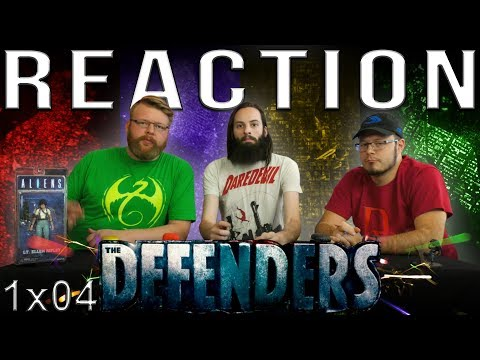 """Marvel's The Defenders 1x4 REACTION!! """"Royal Dragon"""""""
