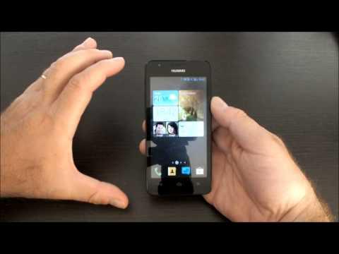 Huawei Ascend G525 videoprova