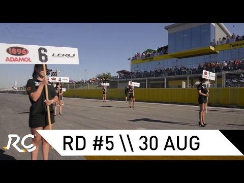 Round #5 \\ Austria \\ Rallycross Challenge Europe 2015