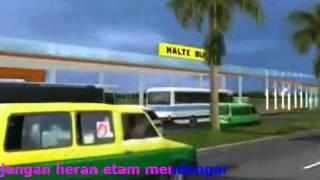 Aku Menyanyi - The Kutai Folk Song (lyrics)