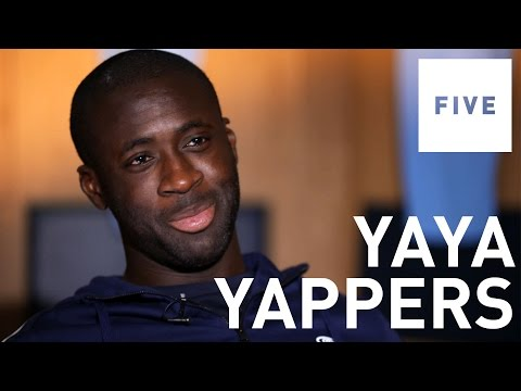 Yaya Toure Answers Rio Ferdinand's Quick-Fire Questions | #Yaya