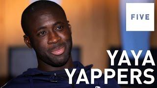 Yaya Toure Answers Rio Ferdinand's Quick-Fire Questions   #Yaya