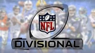 2017 NFL Divisional Playoff Predictions