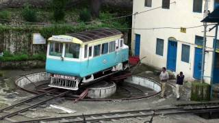 Shimla Rail Car