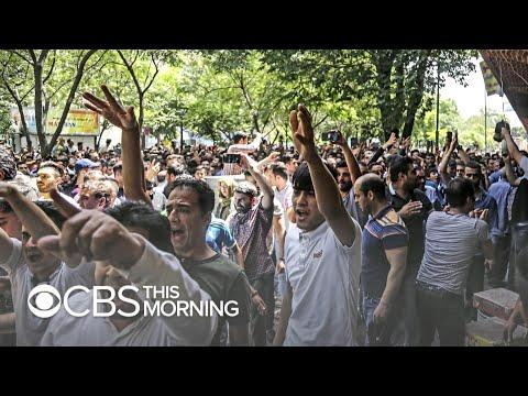 Punishing U.S. sanctions against Iran kick in Sunday