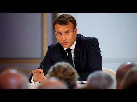 ماكرون يقول الإسلام السياسي يمثل تهديدا للجمهورية الفرنسية ويسعى للانعزال عنها …  - نشر قبل 21 ساعة