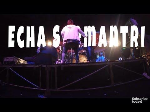 Echa Soemantri - My everything (DrumCam)