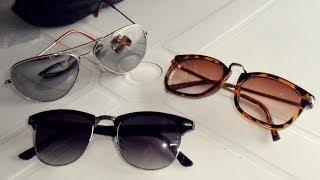 Óculos de sol no Aliexpress  - Compras na China