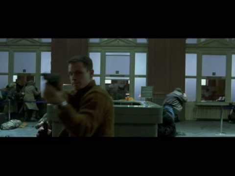 The Bourne Identity Trailer