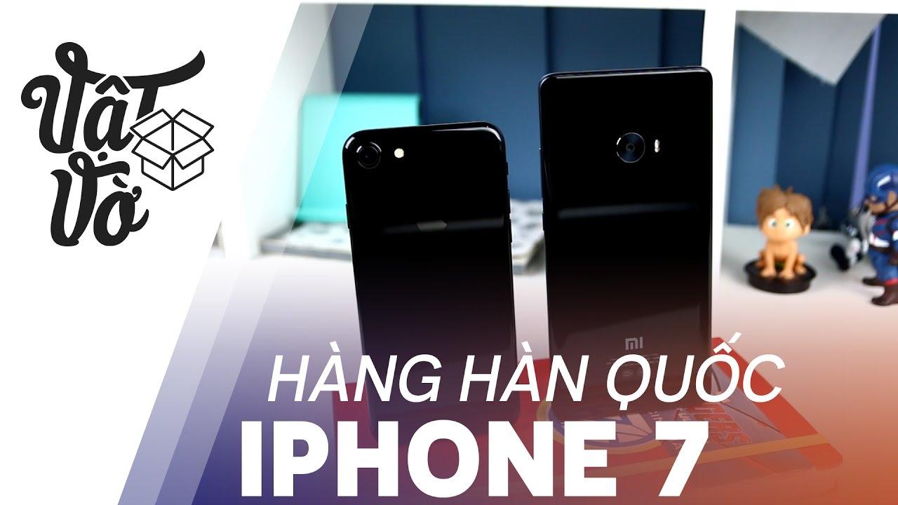 Vật Vờ| iPhone 7|7 Plus hàng Hàn đã về, giá cực tốt