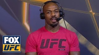 Jon Jones speaks about his steroid controversy and more | INTERVIEW | UFC 232