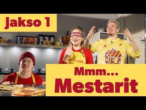 Mmm... Mestarit  //Jakso 1// Punainen melkein diskattiin!