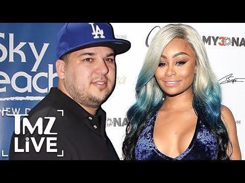 Blac Chyna and Rob Kardashian Settle Custody War | TMZ Live