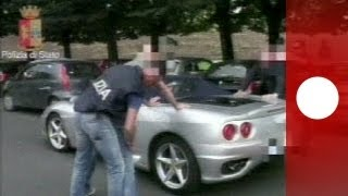 A Lucca ondata arresti banda riciclaggio auto di lusso