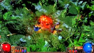 Path of Exile Sacrifice of the Vaal Trailer