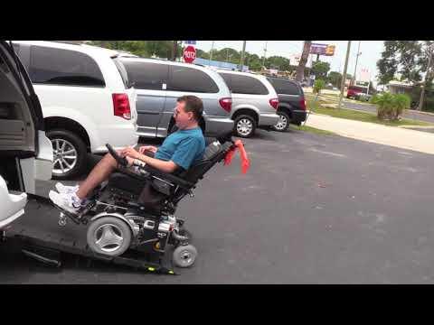 Handicap Vans Florida. Save Money! 727-637-6722 We take your Trade! Financing,