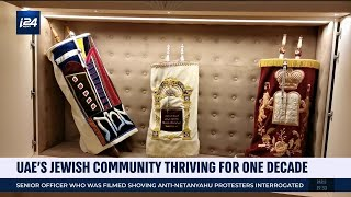 The UAE's Thriving Jewish Community