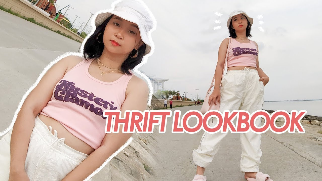[VIDEO] - THRIFT LOOKBOOK 2019 (Philippines) 2