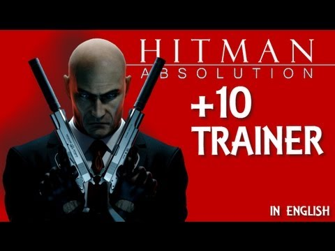 hitman absolution trainer- free, real, no promo, no survey ...