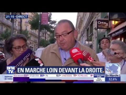 Mennucci (PS) annonce qu'il n'est pas qualifié dans sa circonscription des Bouches-du-Rhône