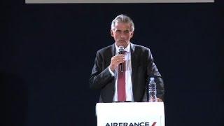 """Air France condamne """"avec fermeté"""" les violences en marge du CCE"""