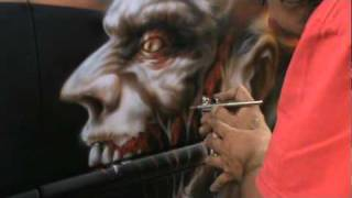 Aerografia Montiel - Kustom Paint