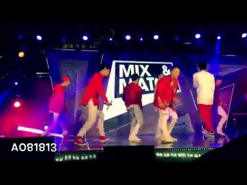 20141017 Ikon -  Just Another Boy Mix&Match Seoul Fan Meeting
