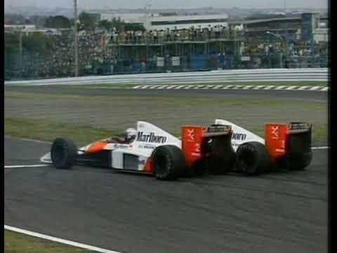 Ayrton Senna Tribute By Murray Walker
