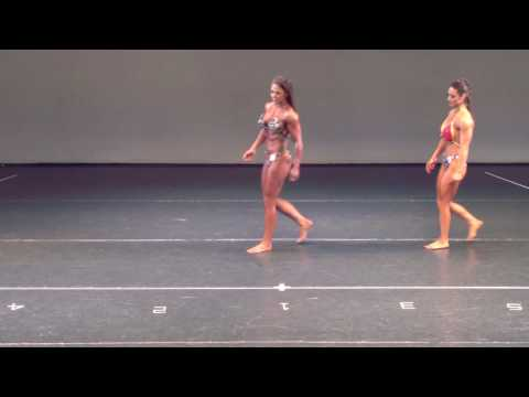 2016 Alberta Northern Championships - Women's Physique B Bodybuilding
