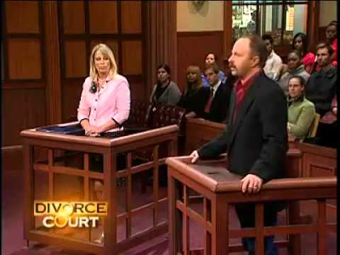 what happens in court for divorce