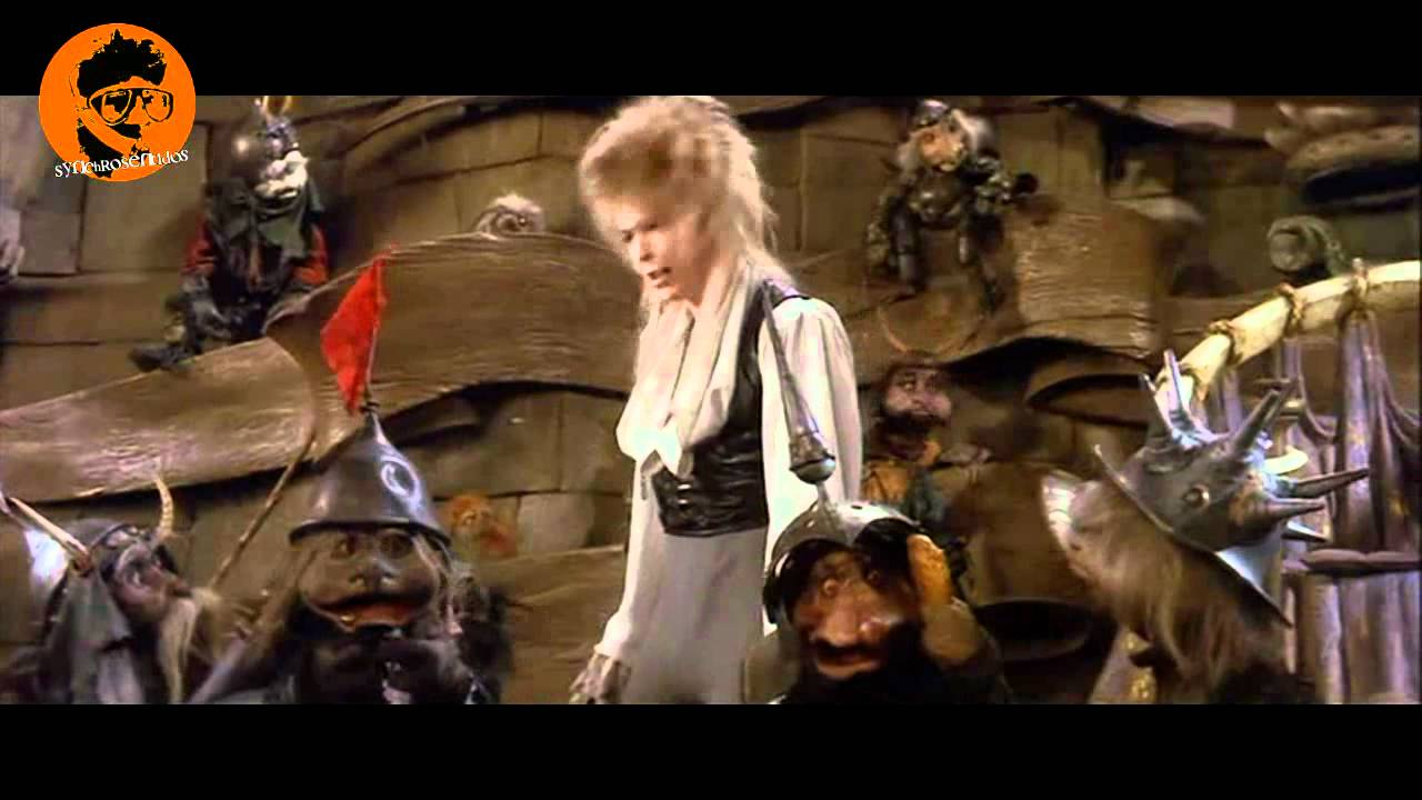 David Bowie - Magic Dance (Pelicula Laberinto) - YouTube Labyrinth Movie Sarah