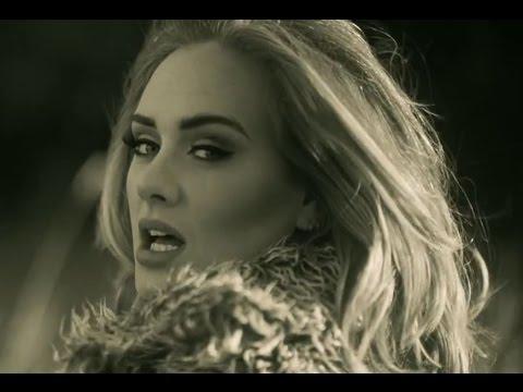 Adele Hello Lyrics übersetzung New Song 2015 Music Review Video