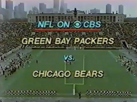 1980 Week 14 - Packers Vs Bears