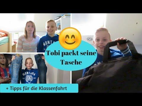 tobias-packt-seine-tasche-i-1.-klassenfahrt-i-tipps-für-eltern-i-dani's-real-life-i