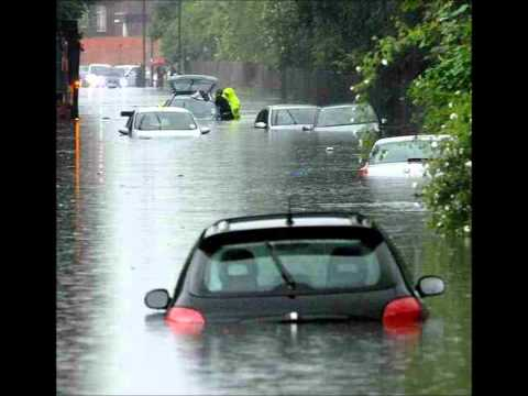 Newcastle Floods 28/06/2012