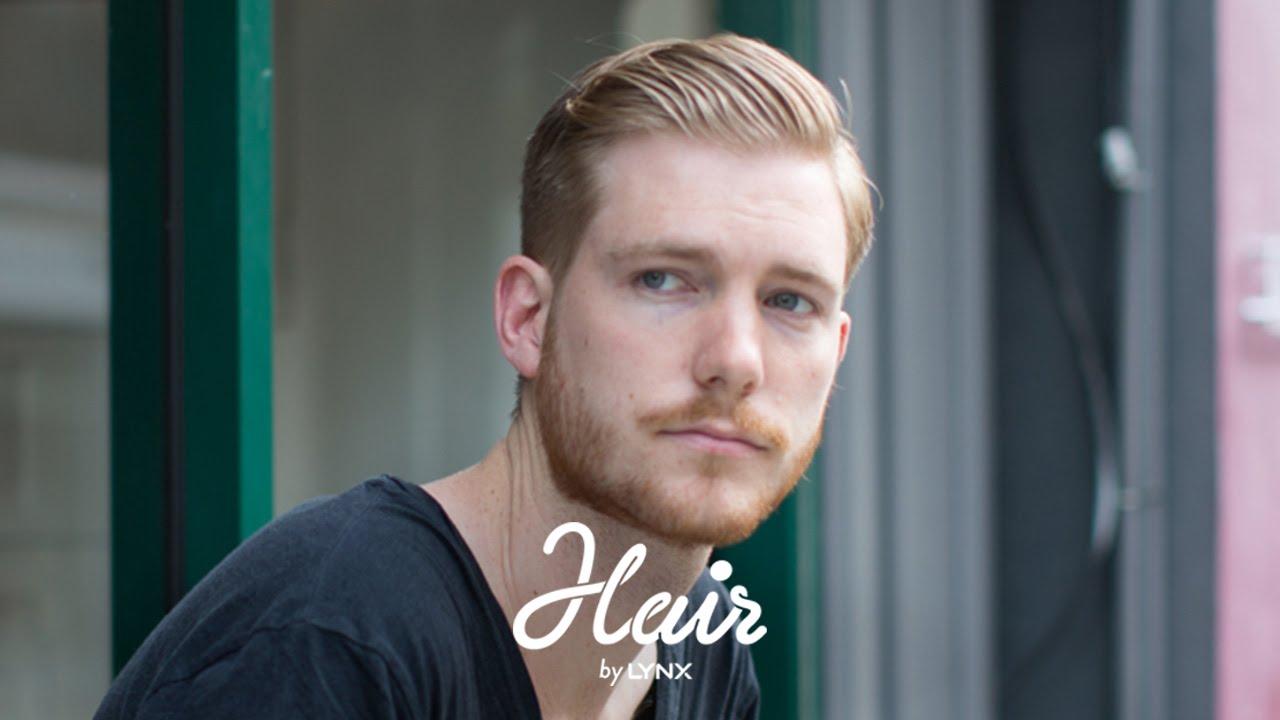 hair lynx - style quiff