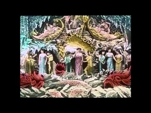 Georges Méliès - The Kingdom of the Fairies / Le Royaume des Fées (music by Steffen Wick)