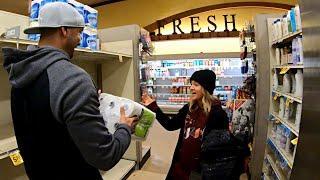 Američané vykupují obchody! Navštívili jsme 10 různých obchodů