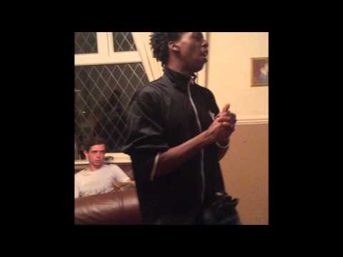 Freestyle song, All By Myself (ruff sqwad together instrumental)