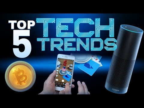 The Top 5 Tech Trends Affecting the Restaurant Industry in 2018