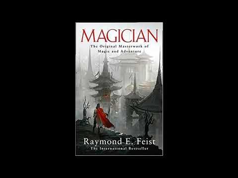 Magician - Full Audiobook - Raymond E. Feist (1 of 3)