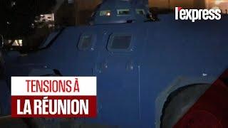 La Réunion : des heurts éclatent entre des jeunes et les forces de l'ordre au Port