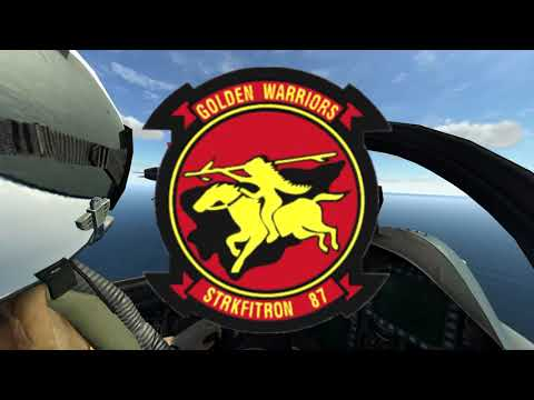 Carrier Air Wing Eight Summer Training Phase Video