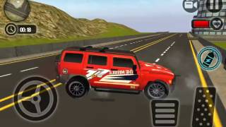 Police Chase Prado Escape Plan - Best Android Gameplay HD screenshot 4