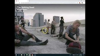 How to watch The Walking Dead on Netflix?
