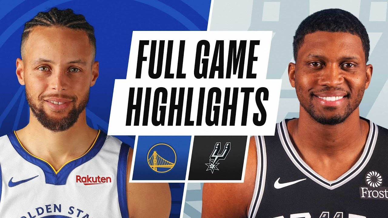 WARRIORS at SPURS | FULL GAME HIGHLIGHTS | February 9, 2021
