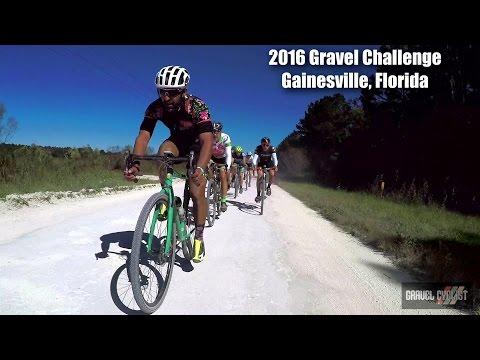 2016 Gravel Challenge! - Gainesville, Florida